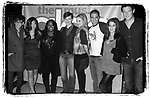 Kevin McHale, Jenna UshKowitz, Amber Riley, Chris Colfer, Dianna Agron, Mark Salling, Lea Michele & Cory Monteith <br /> celebrating the release of the smash hit CD, glee - the music season one with an appearance at Borders Columbus Circle in New York City. November 3, 2009