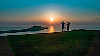 2018 04 21 Sunset at Rhossili, Wales, UK