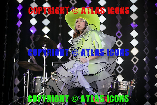 LITTLE DRAGON; Live: 2017<br /> Photo Credit: JOSH WITHERS/ATLASICONS.COM