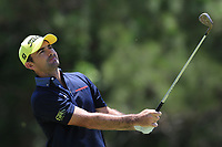 Gary Stal (FRA) on the 11th during Round 1 of the Australian PGA Championship at  RACV Royal Pines Resort, Gold Coast, Queensland, Australia. 19/12/2019.<br /> Picture Thos Caffrey / Golffile.ie<br /> <br /> All photo usage must carry mandatory copyright credit (© Golffile | Thos Caffrey)