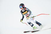 February 5th 2019, Are, Northern Sweden;  Helena Rapaport of Sweden compete in womens super-G during the FIS Alpine World Ski Championships on February 5, 2019