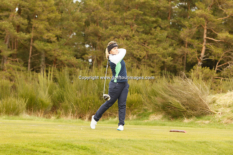 During the Gleneagles Ladies Open 2016 Picture Stuart Adams, www.golftourimages.com: 17/04/2016