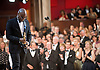 26.02.2017; Hollywood, USA: CONTRAST IN EMOTIONS OF THE OSCAR WINNERS - BARRY JENKINS LOOKING SUBDUED<br /> For the first time in the 88-year history of the Oscars the wrong picture was announced as the winner of the Best Picture Award. Instead of &quot;Moonlight&quot; being announced as the winner, La LA Land was declared the winner by presenter Faye Dunaway.<br /> It appears the fault was that of the accountants Price Waterhouse Coopers whose representatives Martha Ruiz and Brian Cullinan are the onle people who know the results of the winners prior to the event.<br /> In a statement issued by the PWC they have apologised for their error.<br /> Mandatory Photo Credit: &copy;AMPAS/NEWSPIX INTERNATIONAL<br /> <br /> IMMEDIATE CONFIRMATION OF USAGE REQUIRED:<br /> Newspix International, 31 Chinnery Hill, Bishop's Stortford, ENGLAND CM23 3PS<br /> Tel:+441279 324672  ; Fax: +441279656877<br /> Mobile:  07775681153<br /> e-mail: info@newspixinternational.co.uk<br /> Usage Implies Acceptance of Our Terms &amp; Conditions<br /> Please refer to usage terms. All Fees Payable To Newspix International