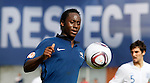 Soccer, UEFA U-17.France Vs. England.Soualiho Meite of France in action.Indjija, 03.05.2011..foto: Srdjan Stevanovic