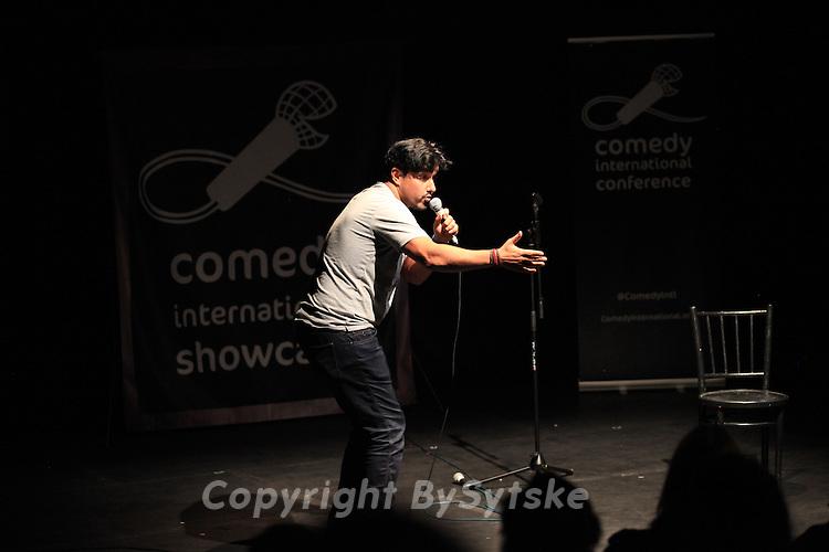 CIC6 Comedy International Showcase 2015