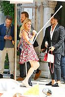 VENICE, ITALY - SEPTEMBER 01: Hofit Golan is seen arriving at the Hotel Excelsior during the 74th Venice Film Festival on September 01, 2017 in Venice, Italy.  Credit: John Rasimus/MediaPunch ***FRANCE, SWEDEN, NORWAY, DENARK, FINLAND, USA, CZECH REPUBLIC, SOUTH AMERICA ONLY***