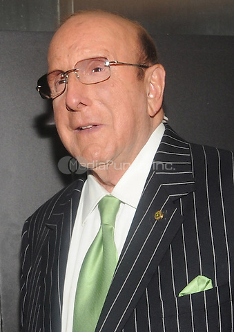 New York, NY- June 9: Clive Davis attends the 'Jersey Boys' Special Screening at the Paris Theater on June 9, 2014 in New York City. Credit: John Palmer/MediaPunch