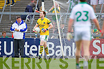 Limerick score there second goal early in the second half in the Muster Senior Semi final held in The Gaelic Grounds last Saturday evening.
