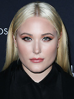 WEST HOLLYWOOD, CA, USA - NOVEMBER 06: Hayley Hasselhoff arrives at the Battersea Power Station Global Launch Party held at The London Hotel West Hollywood on November 6, 2014 in West Hollywood, California, United States. (Photo by Xavier Collin/Celebrity Monitor)