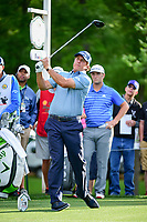 Phil Mickelson (USA) watches his tee shot on 13 during round 1 of the Shell Houston Open, Golf Club of Houston, Houston, Texas, USA. 3/30/2017.<br /> Picture: Golffile | Ken Murray<br /> <br /> <br /> All photo usage must carry mandatory copyright credit (&copy; Golffile | Ken Murray)