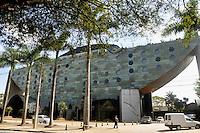 SAO PAULO, SP, 06 DE AGOSTO 2012 – Ellen Gracie, Nelson Jobim e Sydney Sanches, ex- presidentes do Supremo Tribunal Federal com Paulo Scaf (FIESP) participam de abertura do 13º Encontro Internacional de Energia, realizado no inicio da tarde de hoje no Hotel Unique, na capital. O encontro promove um debate sobre legalidade  de concessões do setor eletrico. (FOTO: THAIS RIBEIRO / BRAZIL PHOTO PRESS).