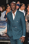 London, UK. 26 September 2016. Fashion designer Ozwald Boateng. Red carpet arrivals for the European Premiere of the Hollywood movie Deepwater Horizon in Leicester Square. The movie is based on the 2010 Deepwater Horizon explosion and oil spill in the Gulf of Mexico. © Bettina Strenske/Alamy Live News