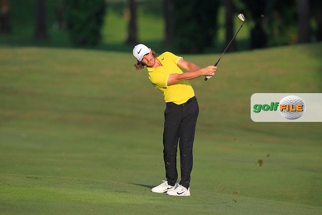 Tommy Fleetwood (ENG) on the 10th fairway during Round 2 of the Maybank Championship on Friday 10th February 2017.<br /> Picture:  Thos Caffrey / Golffile<br /> <br /> All photo usage must carry mandatory copyright credit      (&copy; Golffile | Thos Caffrey)