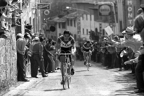 1969. Giro d'Italia: Eddy Merckx (Belgium)