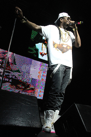 NEW YORK, NY - FEBRUARY 5, 2014<br /> <br /> 2 Chainz performs at the 2 Good To Be Tru Tour at Roseland Ballroom, February 5, 2012 in New York City.<br /> <br /> <br /> <br /> Walik Goshorn / MediaPunch