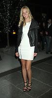 April 19, 2012 Erin Heatherton asiste a la proyección de Warner Bros. Pictures con la cinta  ¨The Lucky One¨ en el Hotel Crosby Street en Nueva York.(*Foto:©RW/Mediapunch/NortePhoto.com*)