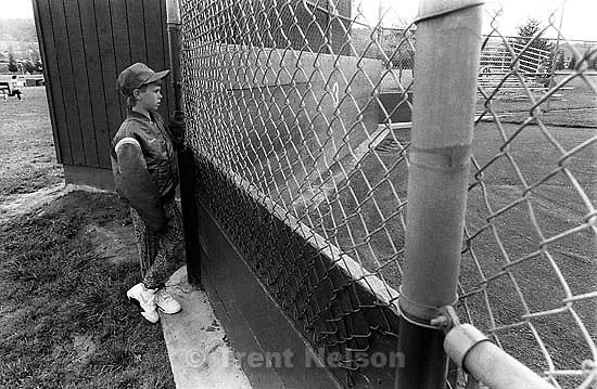 Devin Rifkin at Yankees game.<br />