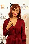 52 FESTIVAL INTERNACIONAL DE CINEMA FANTASTIC DE CATALUNYA. SITGES 2019.<br /> Photocall-Mistinguett-Blood-Red Carpet Party.<br /> Marta Blanc.