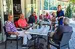 EINDHOVEN   - terras ,  Golfbaan Welschap.   COPYRIGHT KOEN SUYK