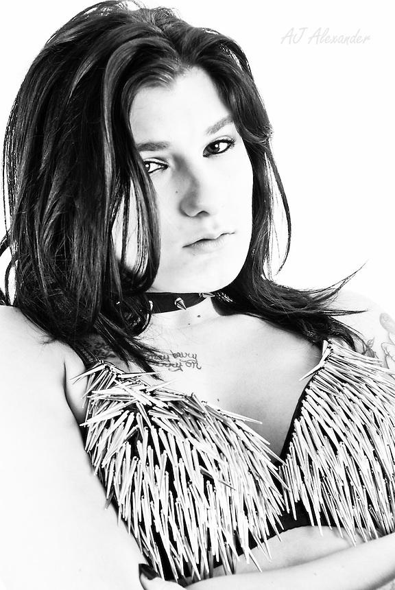AJ ALEXANDER Photographer<br /> Model Cassandra Crimson Tempe Studio(Arizona Photographers &amp; Models)<br /> Photo by AJ ALEXANDER(c)<br /> Author/Owner AJ Alexander