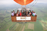 20150119 January 19 Hot Air Balloon Gold Coast