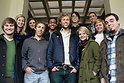January 25, 2009. Chapel Hill, NC.. Vinyl Records is a new, student run record label based at UNC Chapel Hill. Given matching funds up to $25,000 by the university, the label is releasing albums by 3 local bands that were voted on by students.