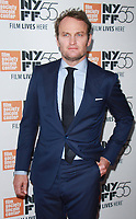 NEW YORK, NY October 12, 2017Jason Clarke attend 55th NYFF present  premiere of Mudbound  at Alice Tully Hall in New York October 12,  2017. Credit:RW/MediaPunch