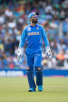 Dinesh Karthik (India) during India vs New Zealand, ICC World Cup Warm-Up Match Cricket at the Kia Oval on 25th May 2019