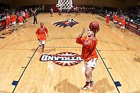 SAN ANTONIO , TX - JANUARY 16, 2010: The University of Texas at Arliington Mavericks vs. The University of Texas At San Antonio Roadrunners Women's Basketball at the UTSA Convocation Center. (Photo by Jeff Huehn)