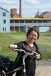 POLAND, Juchowo, organic milk cow farm / POLEN, Juchowo, biologisch wirtschaftender Milchviehbetrieb