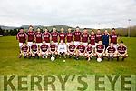 The Dromid side who defeated Fossa 1-16 to 1-15 in their Junior Championship clash on Sunday in Dromid, pictured front l-r; Gearóid 'J' Ó Súilleabháin, Shane Ó Concúbhair, Niall Ó Sé, Criostóir Ó Faircheallaigh (captain), Brian Ó Laoire, Kealan Ó Faircheallaigh, Donncha 'Shine' Ó Súilleabháin, Cian Ó Sé, Graham Ó Súilleabháin, Pádraig 'J' Ó Súilleabháin, Dilan Ó Donnchú, back l-r; Shane 'Jer' Ó Súilleabháin, Tomás Ó Curráin, Seán 'Mayo' Ó Sé, Dónal Ó Curráin, Dominic Ó Súilleabháin, Caoimhín Ó Laoire, Aodáin 'Shine' Ó Súilleabháin, Niall Ó Concúbhair, Seán 'GG' Ó Sé, Caoimhín Ó Síocháin, Dónal 'Jer' Ó Súilleabháin, Micheál Ó Síocháin, Aodáin Ó Concúbhair.