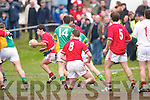the 2006 South Kerry Senior County Championship Final at Con Keating Park, Caherciveen.  Skellig Rangers v Waterville