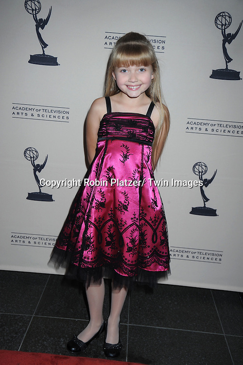 Samantha Bailey attending the Television Academy's Daytime Programming Peer Group presents a cocktail reception in honor of the 2011 Daytime Emmy Awards Nominees on June 16, 2011 .at The SLS Hotel at Beverly Hills in California.