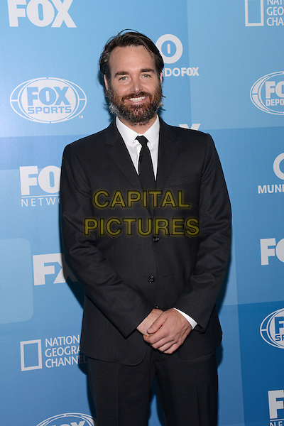 NEW YORK - MAY 11: Actor Will Forte arrives at the 2015 FOX Programming Presentation Post Party at the Wollman Rink in Central Park on May 11, 2015 in New York City. <br /> CAP/MPI/PGCS<br /> &copy;PGCS/MPI/Capital Pictures