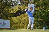 Chez Reavie (USA) watches his tee shot on 10 during day 1 of the WGC Dell Match Play, at the Austin Country Club, Austin, Texas, USA. 3/27/2019.<br /> Picture: Golffile | Ken Murray<br /> <br /> <br /> All photo usage must carry mandatory copyright credit (© Golffile | Ken Murray)