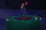 Shinzo Abe,<br /> AUGUST 21, 2016 : <br /> Closing Ceremony <br /> at Maracana <br /> during the Rio 2016 Olympic Games in Rio de Janeiro, Brazil. <br /> (Photo by Yusuke Nakanishi/AFLO SPORT)