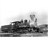 D&amp;RGW #315 on display in Durango, Colorado. Renumbered from D&amp;RGW #425.<br /> D&amp;RGW  Durango, CO  Taken by Payne, Andy M. - 6/3/1958