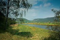 The River Dee near Ballater, Aberdeenshire