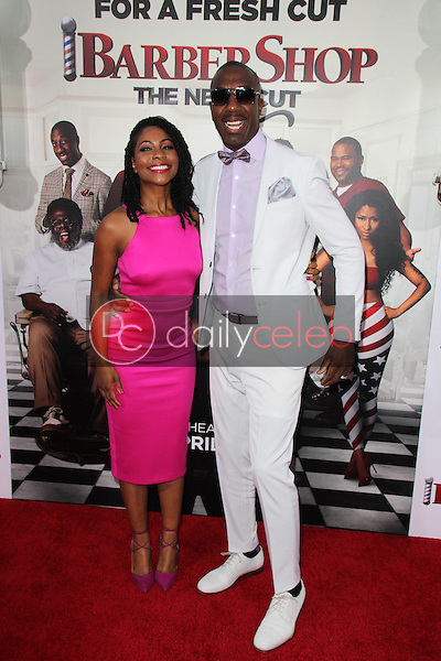 J. B. Smoove<br /> at the &quot;Barbershop The Next Cut&quot; Premiere, TCL Chinese Theater, Hollywood, CA 04-06-16<br /> David Edwards/Dailyceleb.com 818-249-4998