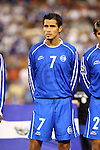 26 March 2008: Ramon Sanchez (SLV). The El Salvador Men's National Team defeated the Anguilla Men's National Team 4-0 at RFK Stadium in Washington, DC in the second leg of their CONCACAF First Round FIFA World Cup Qualifier. El Salvador won the series 16-0 on aggregate goals, advancing to the next round and eliminating Anguilla.