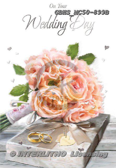 John, WEDDING, HOCHZEIT, BODA, paintings+++++,GBHSMC50-899B,#w# ,everyday