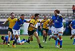 Lawson Creighton, Italy 15 v 44 Australia Stade D'Honneur du Parc des Sports et de L'Amitie, Narbonne France. World Rugby U20 Championship 2018. Photo Martin Seras Lima