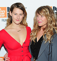 NEW YORK, NY - October 5 : Destry Allyn Spielberg, Kate Capshaw attends 55th New York Film Festival screening of 'Spielberg' at Alice Tully Hall on October 5, 2017 in New York City. <br /> CAP/MPI/JP<br /> &copy;JP/MPI/Capital Pictures