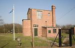 Raydon Airfield Preservation Society building, Suffolk, England