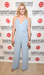 Ginna Le Vine attends the Transport Group Theatre Company 'A Toast to the Artist - An Evening with Mary-Mitchell Campbell & Friends'  at The The Times Center on February 6, 2017 in New York City.