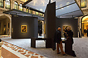 L'Ultimo Caravaggio, eredi e nuovi maestri (Last Caravaggio, Heirs and new Masters) exhibition at Gallerie d'Italia, Intesa Sanpaolo Museum, in Milan on November 30, 2017. Set-up project by Valter Palmieri. © Carlo Cerchioli