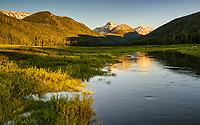 I must have summer on my mind... Uinta Mountains, Utah.