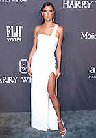 www.acepixs.com<br /> <br /> February 8 2017, New York City<br /> <br /> Alessandra Ambrosio arriving at the amfAR New York Gala 2017 at Cipriani Wall Street on February 8, 2017 in New York City. <br /> <br /> By Line: Nancy Rivera/ACE Pictures<br /> <br /> <br /> ACE Pictures Inc<br /> Tel: 6467670430<br /> Email: info@acepixs.com<br /> www.acepixs.com