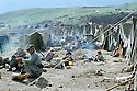 Iran 1991.The camp of Sardacht Iran 1991 Le camp de Sardacht pour les réfugies kurdes