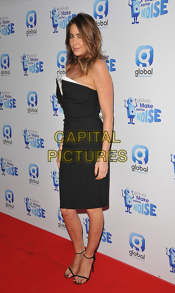 Lisa Snowdon attends the Global Radio's Make Some Noise Night Gala, Supernova, Embankment Gardens, London, England, UK, on Tuesday 24 November 2015. <br /> CAP/CAN<br /> &copy;CAN/Capital Pictures